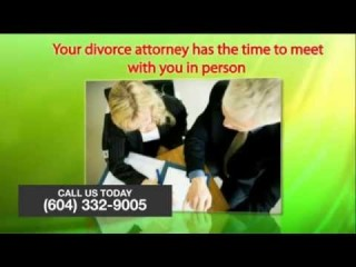 Your Divorce Lawyer: What You Should Expect