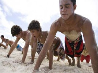 Just What Physical Exercises Young Surfers Should Do