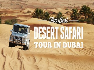 Desert Safari Tour and Prices in Dubai
