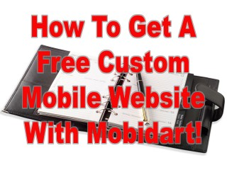 Mobidart Free Mobile Website pages for Business