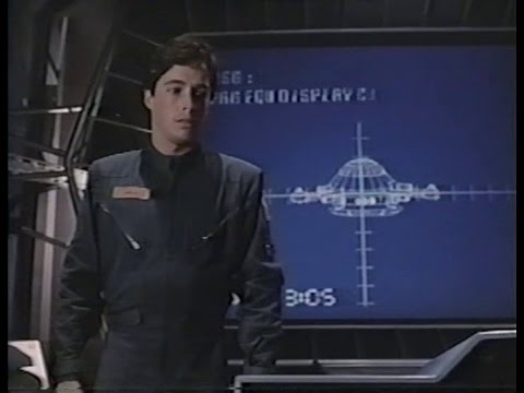 Earth Star Voyager Full SCI-FI movie from 1988