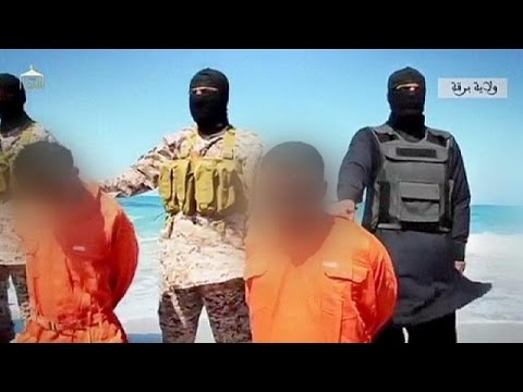ISIS video claims to show execution of 30 Ethiopia Christians, Libya
