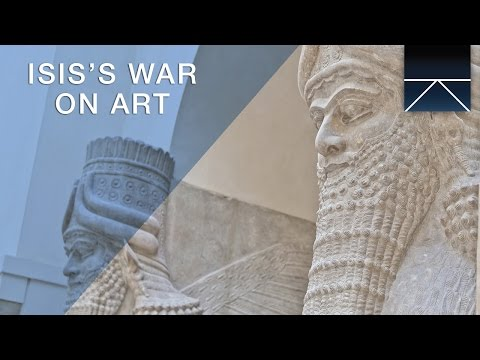 What ISIS War On Art Is Really About