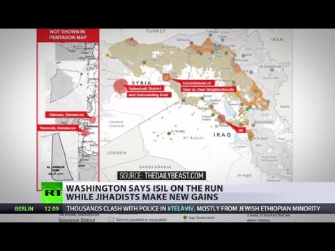 ISIS takes over major Iraq oil refinery, blockades 150 troops inside