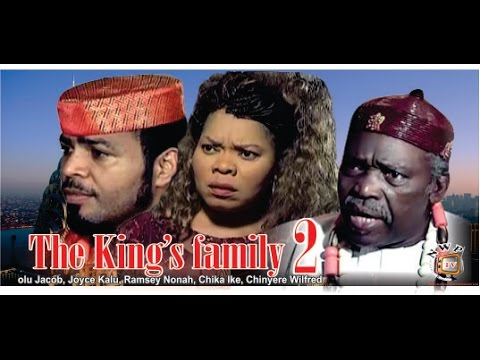 The Kings Family  2     - 2014 Latest Nigerian Nollywood Movie