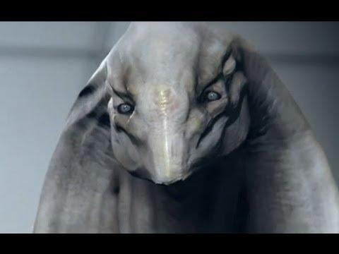 CGI Futuristic Sci-Fi Short Film HD: