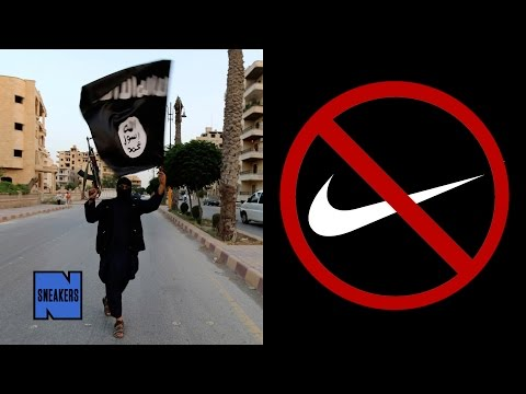 ISIS Officially Declares War on Nike