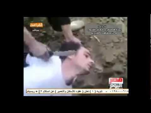 Muslims Behead an Apostate
