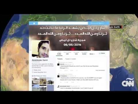 De esta manera se reportó el ataque contra ISIS en Twitter