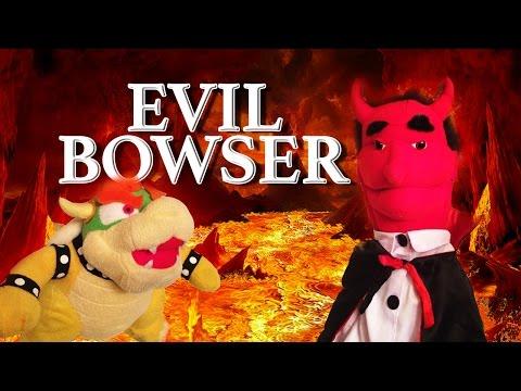 SML Movie: Evil Bowser