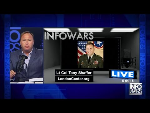 Lt. Col. Anthony Shaffer: ISIS Weapon of Choice Is Social Media