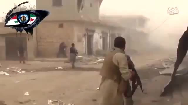 Street fight in Kobane