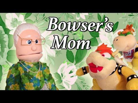 SML Movie: Bowsers Mom