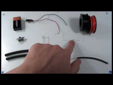 LED Tutorial - Part 1